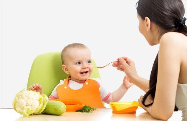 Trẻ nên ăn gì