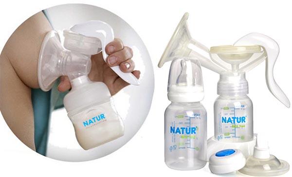 Máy hút sữa bằng tay có tốt không?