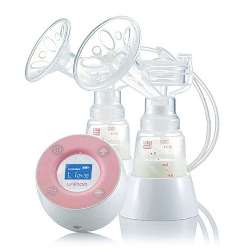 Máy hút sữa điện đôi Unimom