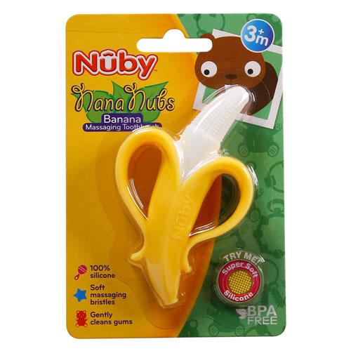 Gặm nướu Nuby hình chuối 360 độ