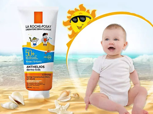 Kem chống nắng trẻ em Anthelios SPF 50+