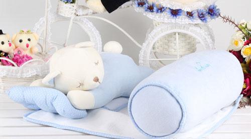 Gối chặn gấu cho bé xuất khẩu BBBB099009