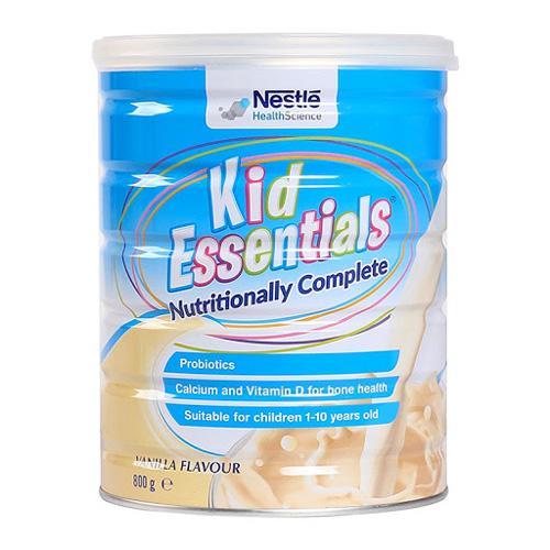 Sữa Kid Essentials là một dòng sữa tăng cân tốt của Úc