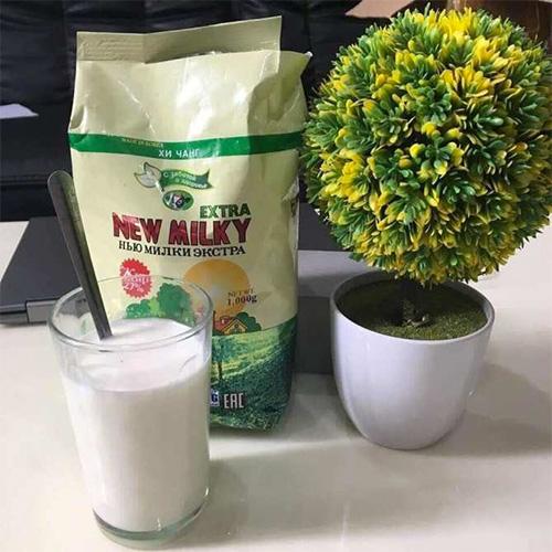 Hướng dẫn pha sữa béo Nga New Milky đúng cách