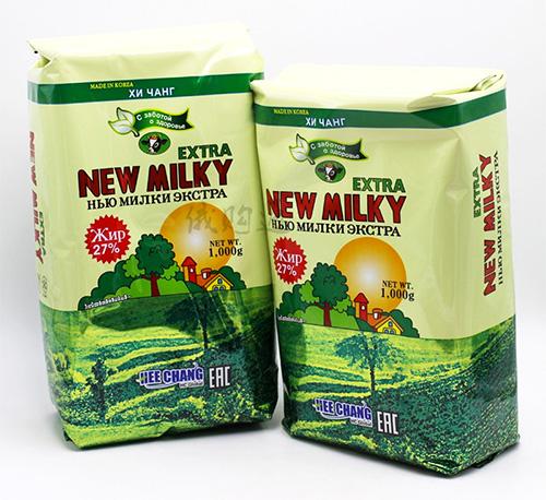 Sữa béo Nga New Milky có tốt không?
