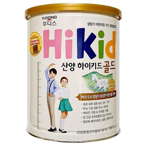 Sữa Dê Hikid IlDong Hàn Quốc