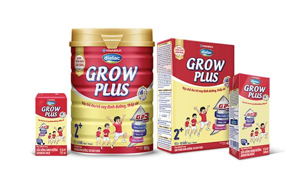Sữa Vinamilk Grow PLus 1+ có tốt không?