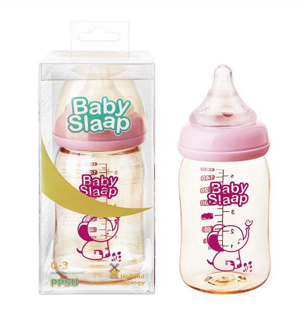Bình size bé cho bé 0-3 tháng tuổi