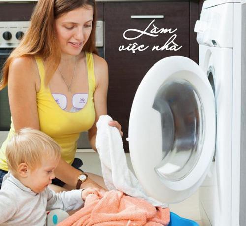 Máy hút sữa không dây MAMA'S CHOICE CLOUDIE