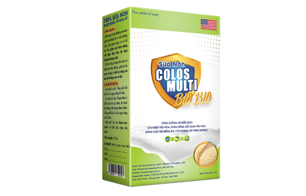 Sữa non Colosmulti Bio Bio có tốt không?